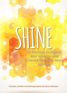 Shine front cover