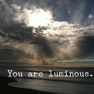 YouAreLuminous