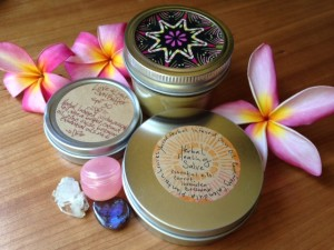 All natural body-care kit by A Calliope Woman