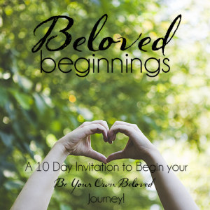 Vivienne McMaster's Beloved Beginnings e-course