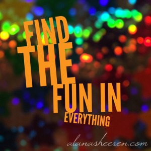 Find the fun