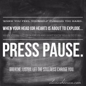 press pause2