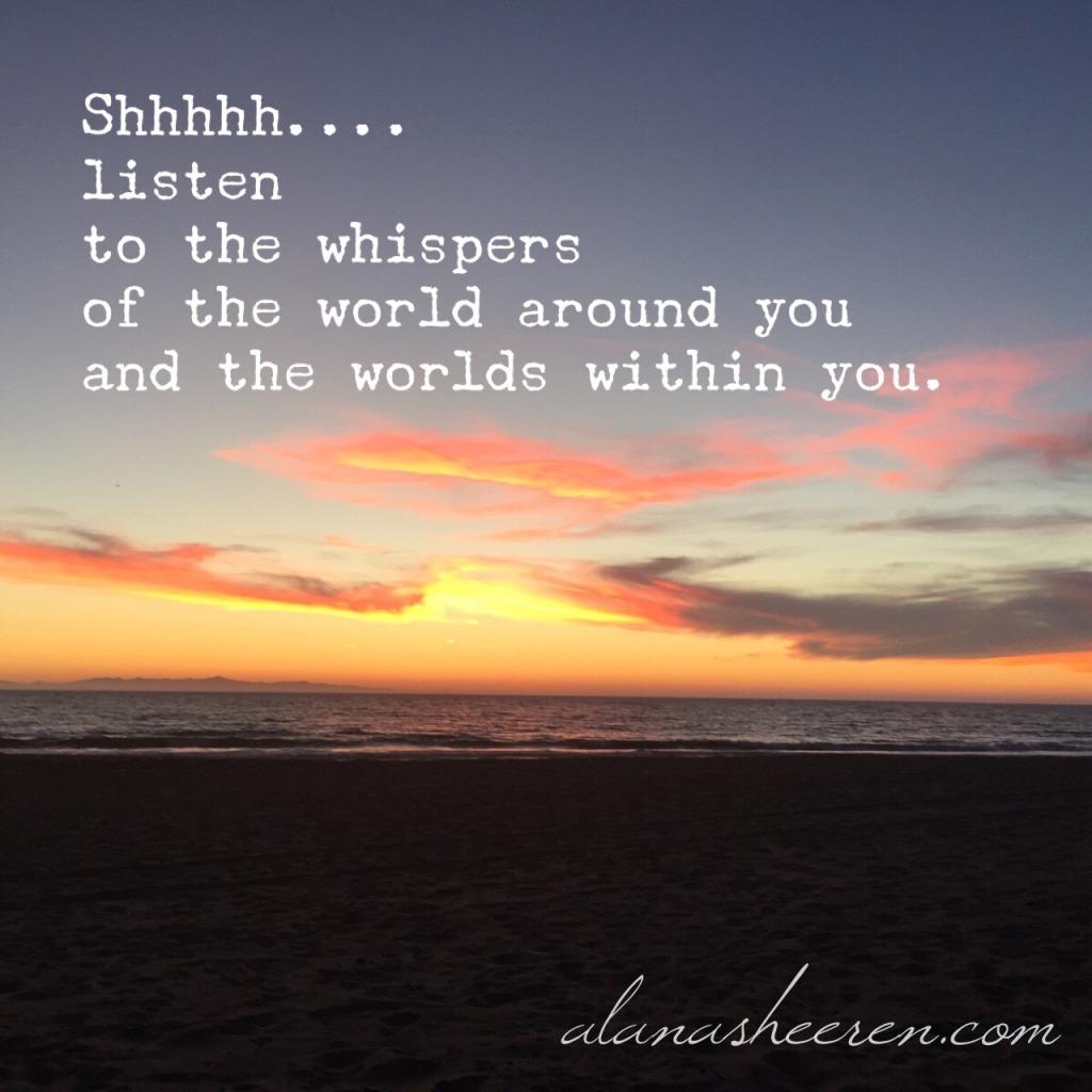 Shhhh LIsten