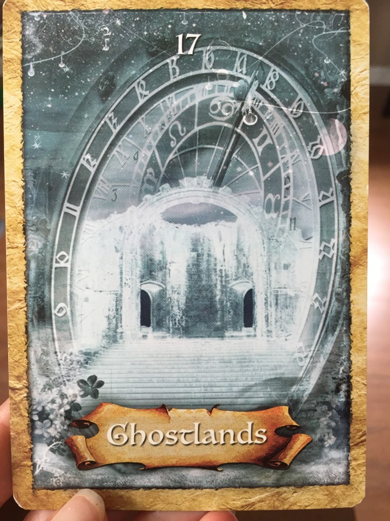 From The Enchanted Map Oracle Cards by Colette Baron-Reid
